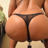 My wife's ass - blacktyeni