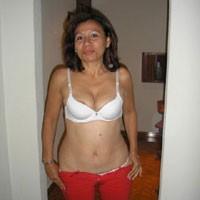 Iris VI - Big Tits, Brunette, Lingerie, Medium Tits, MILF, Striptease