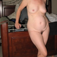 Small tits of my wife - wolfred