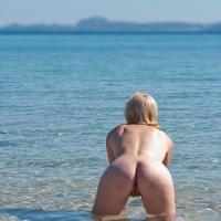 My wife's ass - Mrs Island