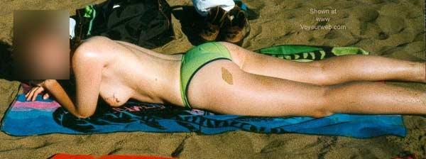 Pic #1 - Topless Beach Pics
