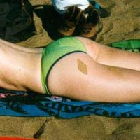 Topless Beach Pics