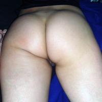 My girlfriend's ass - Cecilia