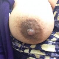 Large tits of a co-worker - Colleague
