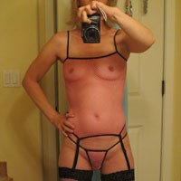 Best Bikini Ever - Lingerie, Blonde, Pussy