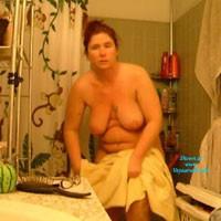 Shower - Big Tits, Brunette, Pussy, Wet, Big Ass