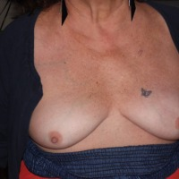 Medium tits of my wife - chloe