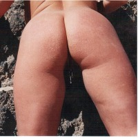 My wife's ass - tasja