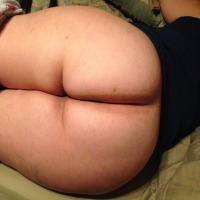 My wife's ass - nflowers