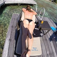 Wife Moorea Bikini - Bikini Voyeur, Wife/Wives