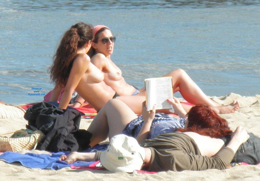 Pic #1 Barcelona Beach June 2103 - Beach