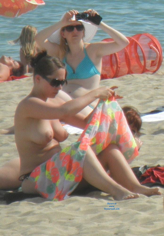 Pic #3 Barcelona Beach June 2103 - Beach