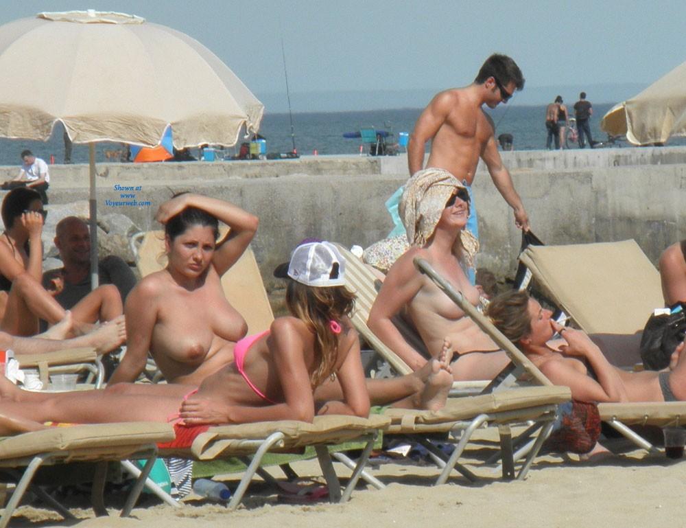 Pic #4 Barcelona Beach June 2103 - Beach