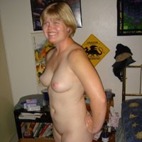 Baring A Little More - Blonde