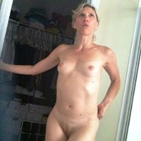 Brandi's First Exposure - Blonde, Medium Tits, Wife/Wives