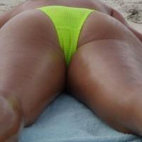 My ass - mari