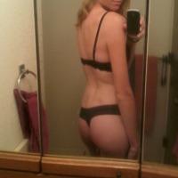 My girlfriend's ass - Shar