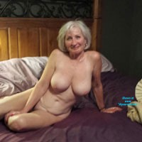 First Time For Her! - Big Tits, Mature