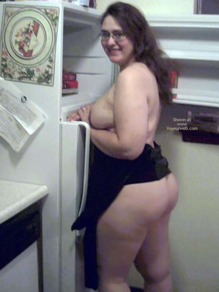 Pic #4 - Kitchen Fun With 23 Yr Old T And L