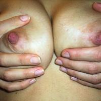 Medium tits of my girlfriend - Anni
