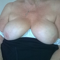 Large tits of my girlfriend - Sexy M