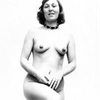 Medium tits of my wife - Mary