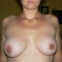 My large tits - Valérie