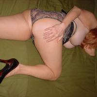 My wife's ass - Redfun