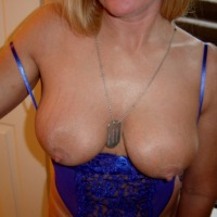 Large tits of a neighbor - Pam