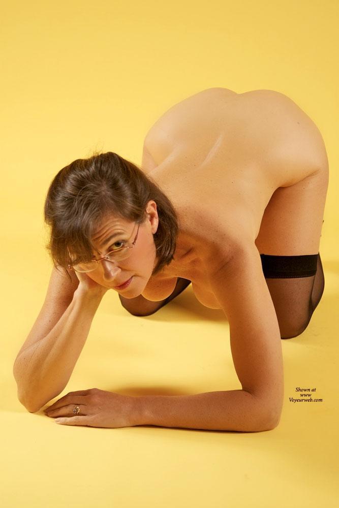 Pic #9 Vanessab - Big Tits, Brunette, High Heels Amateurs, Lingerie