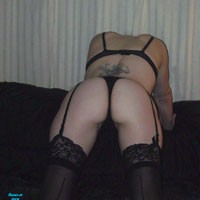 Holy Fishnets - Lingerie, Beautiful Ass, Costume, Firm Ass, High Heels Amateurs, Round Ass, Tattoos