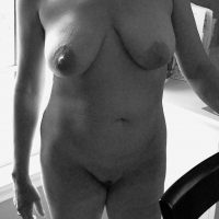 Large tits of my wife - Joy