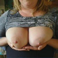 Some Side Action - Big Tits
