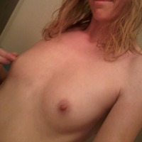 Small tits of my girlfriend - Shar