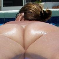 A neighbor's ass - Jackie