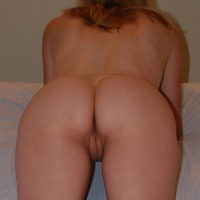 My girlfriend's ass - Midwestern Girl