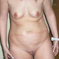 Medium tits of my ex-girlfriend - d
