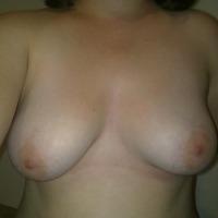 Medium tits of my girlfriend - InLaw