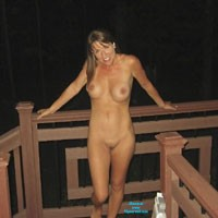 Crazy For Vacations - Big Tits, Brunette