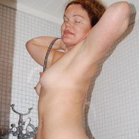 Just Mee :) - Hard Nipples, Mature, Shaved, Redhead