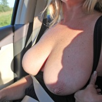 Large tits of my wife - Ashley