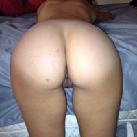 Wow My Yummy Pussy - Firm Ass