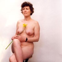 Mary Mature - Big Tits, Brunette, Mature