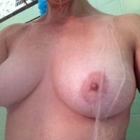 Medium tits of my wife - Beautywife