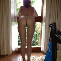 My wife's ass - Beautywife