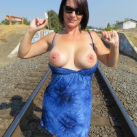 My large tits - CreamySweet