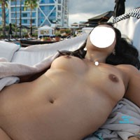 Playing - Round Tits, Shaved
