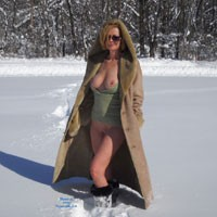 Flashing In A Cold Day - Big Tits, Blonde Hair, Boots, Erect Nipples, Exposed In Public, Firm Tits, Flashing Tits, Flashing, Nipples, No Panties, Nude In Nature, Nude In Public, Nude Outdoors, Perfect Tits, Shaved Pussy, Showing Tits, Hot Girl, Sexy Body, Sexy Boobs, Sexy Face, Sexy Figure, Sexy Girl, Sexy Legs, Sexy Woman , Blonde Girl, Snow, Nude In Public, Outdoor, Nature, Big Tits, Boots, Legs, Shaved Pussy, Coat