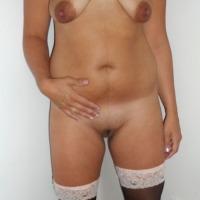 Medium tits of my wife - my sexy wife