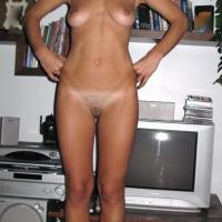 My very small tits - melinda